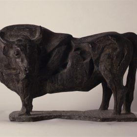 1969.10. Toro, bronce, 41x28x17 cms. 1969