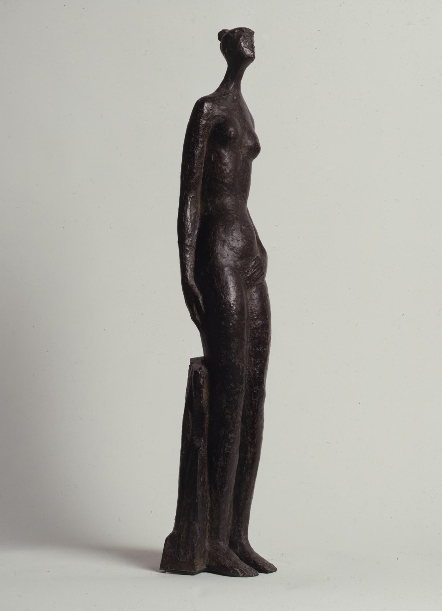 1976.1. Desnudo de mujer II, bronce, 51x09x06 cms. 1976