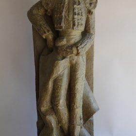 1984.2. Torero de Tronío, bronce, 68x23x20 cms. 1984