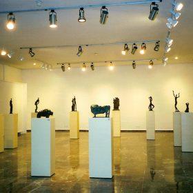 1996.3. Exposición Antológica de Museo Provincial de Jaén, 26 de septiembre de 1996