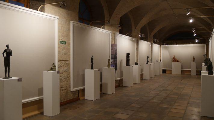 2015.1Exposición Antológica, Centenario Jacinto Higueras Cátedra. Salas de Exposición de la Diputación de Jaén, del 8 de octubre al 6 de noviembre de 2015