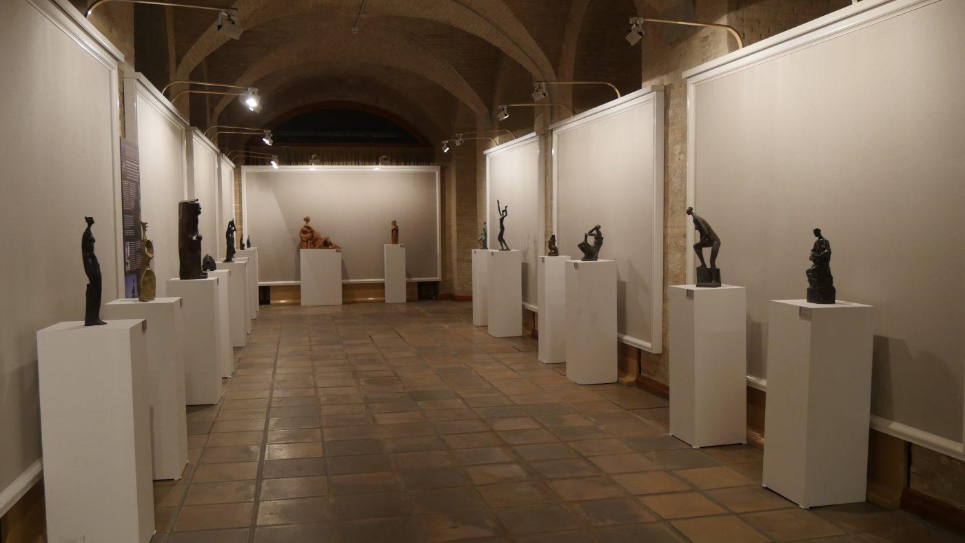 2015.3 exposición del centenario de Jacinto Higueras Cátedra